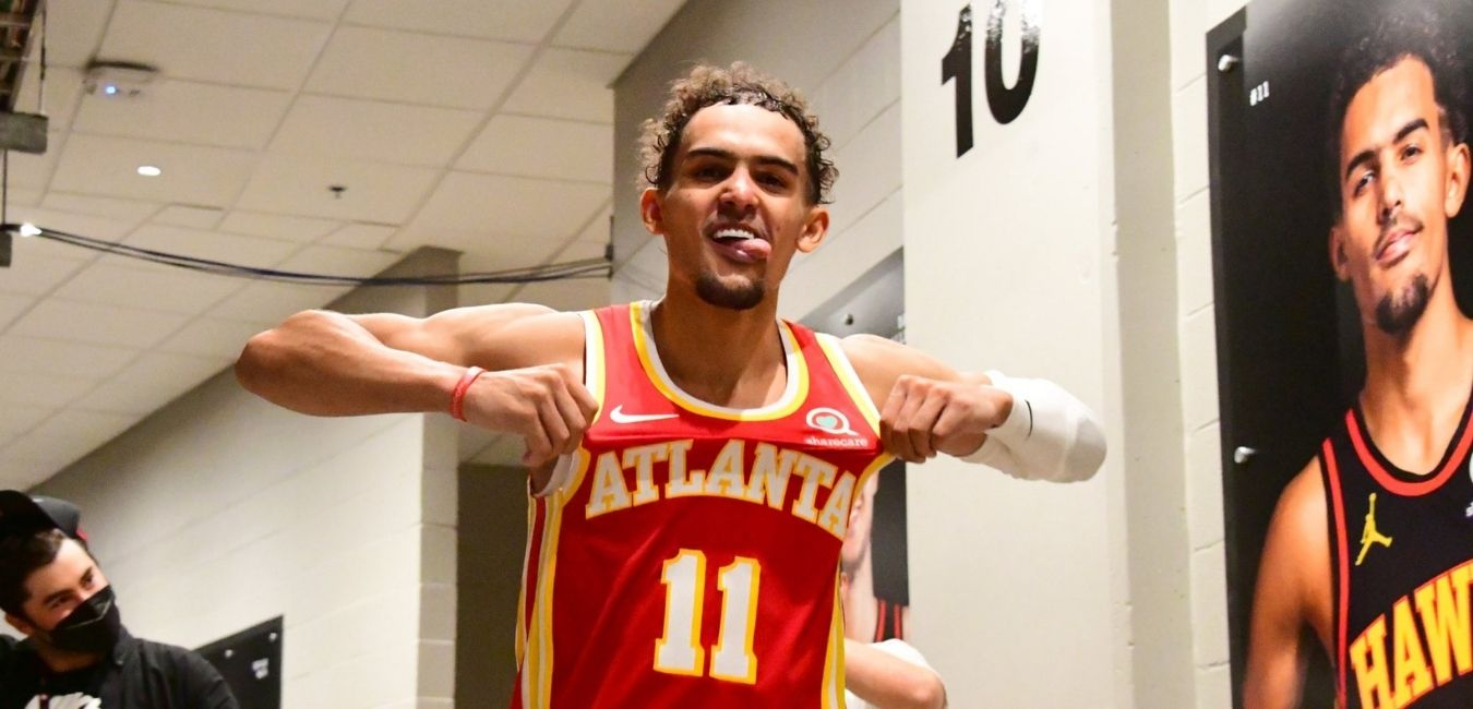 Who Is The Girlfriend Of Trae Young