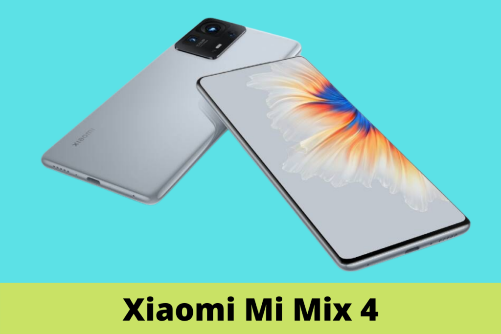 Xiaomi Mi Mix 4: Release Date And All Specifications